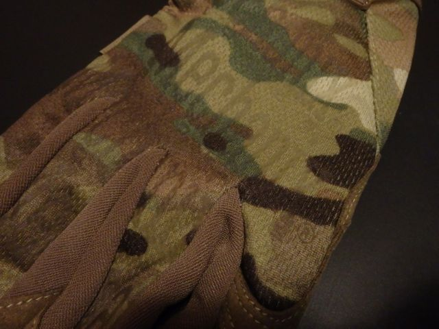 MECHANIX WEAR ORIGINAL GLOVE MULTICAM
