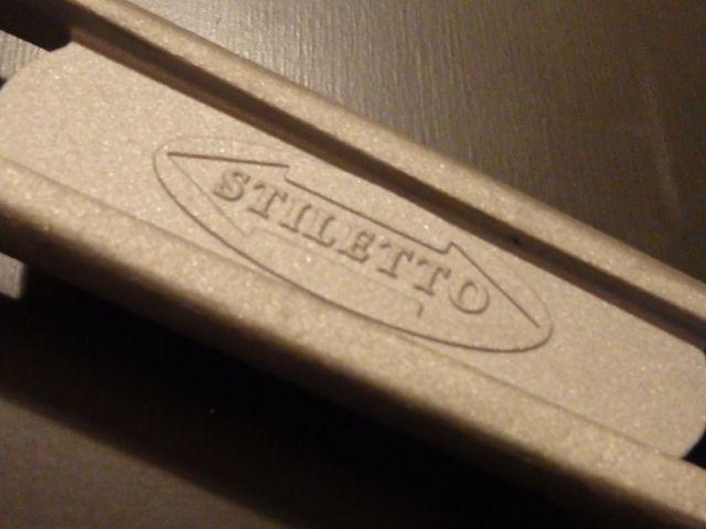 Silette Ti-bone 15 Titanium Hammer Straight Handle